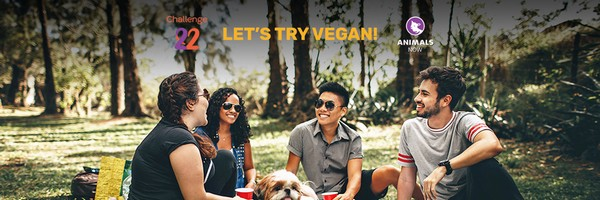 Mentor people looking to become Vegan with Challenge 22!